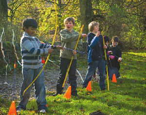 Archery Parties - Fun at all ages